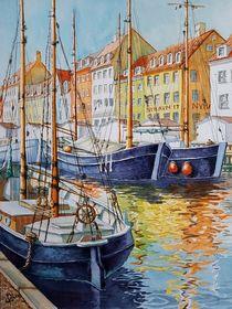 Kopenhagen, Nyhavn von Ronald Kötteritzsch