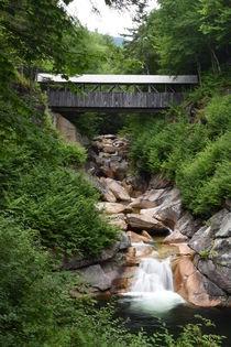 Bridge in New Hampshire von usaexplorer