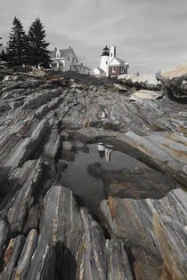 Pemaquid Point Lighthouse (Maine) by usaexplorer