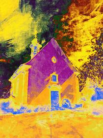 Fire church von Ingo Menhard