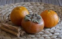 Sweet Winter Fruits von Elisabeth  Lucas