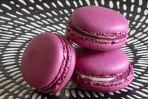 Three More Passion Fruit Macarons von Elisabeth  Lucas