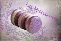 Les Macarons 4 von Elisabeth  Lucas