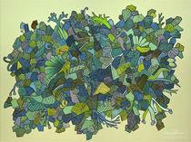 Kleines Grünes by schlafendehundewecken