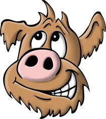 Der innere Schweinehund kann nichts dafür by Elke Schmalfeld