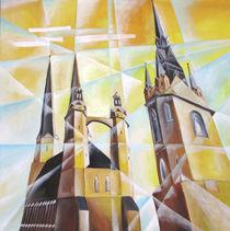 Marktkirche in Halle von Jens König
