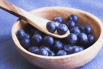 Sweet Blueberries 2 von Elisabeth  Lucas