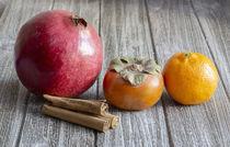 Winter Fruits von Elisabeth  Lucas