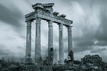 Apollo's Tempel Side Türkei  by Felix Thomas