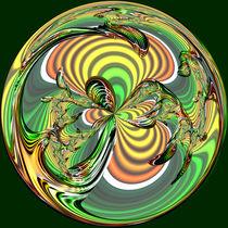 Daydream Crystal Orb von Elisabeth  Lucas
