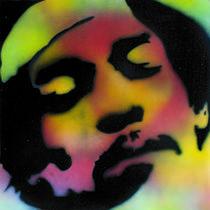 Jimi Hendrix by Tanja Stockhammer