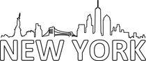 New York City Skyline by simpline