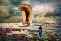 Handy home above the sea by garrulus-glandarius