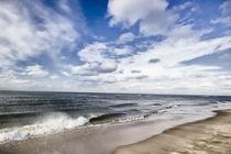 Bewegtes Meer von freakarellasfotografie
