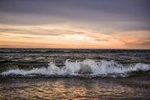 Wilder Sonnenuntergang von freakarellasfotografie