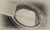 Gitarre von freakarellasfotografie