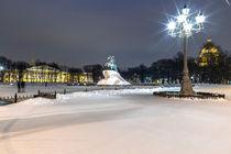 Sankt Petersburg | Der Eherne Reiter / Admiralität / Isaaks Kathedrale von Russian-Travel- Tours