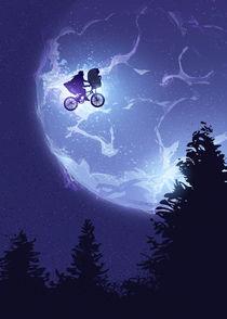 E.T. the Extra-Terrestrial  von Nikita Abakumov