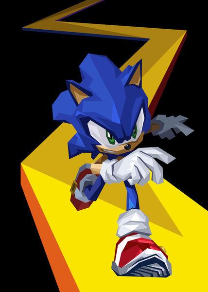 Sonic-displate