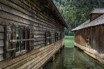Bootshäuser von Thomas Schulz