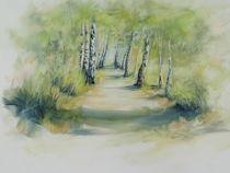 Sommer-Birken-Weg by Helen Lundquist