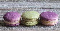 Lavender and Pistachio Macarons 2 von Elisabeth  Lucas