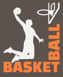Basketball by captain