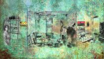 Vintage Collage von michelle ressler