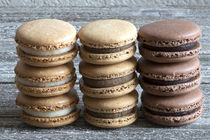 Stacked Macarons von Elisabeth  Lucas