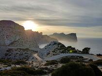 Wunderschönes Tramuntana-Gebirge - am Cap Formentor von wirmallorca