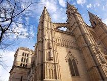 Catedral de Mallorca – Wahrzeichen von Mallorca – Cathedral Le Seu  von wirmallorca