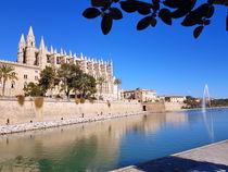 Die Kathedrale von Palma - das Wahrzeichen von Mallorca von wirmallorca