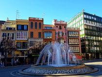 """Die historische Altstadt von Palma de Mallorca - """"Passeig del Born"""" von wirmallorca"""
