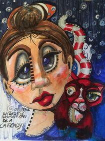 The Cat Lady von Alma  Lee