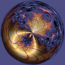 Dreamy Twirl Orb by Elisabeth  Lucas