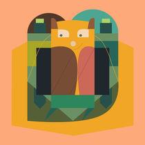 Owl von elliillustrator