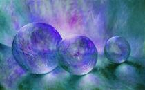 Purple light von Annette Schmucker