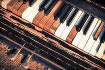 Piano by cinema4design
