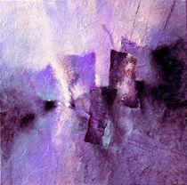 Abstrakte Komposition by Annette Schmucker