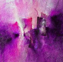 Abstrakte Komposition von Annette Schmucker