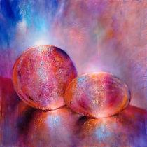 Zwei Murmeln von Annette Schmucker