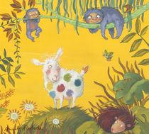 Fühlinchen ist bunt von Annette Swoboda