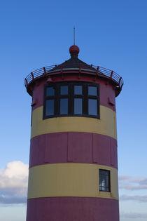 Leuchtturm in Pilsum / 1 von Heidi Bollich