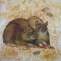 Ratten von Olga Krämer-Banas