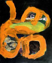 Orange first  by Reiner Poser