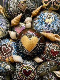 Hearts Rock von Julie Ann  Stricklin