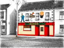 Irish Pubfront 7 by Christoph Stempel