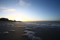 Wangerooger Sonnenuntergang von Jens Uhlenbusch