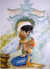 Balinesin von Ulrike Kröll
