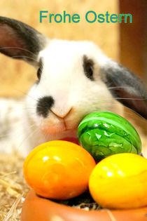 Frohe Ostern von Sandra Opolka